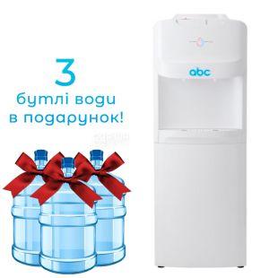 ABC V170, Кулер для воды с компрессорным охлаждением, напольный