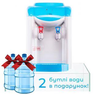 Ecotronic K1-TN Blue, Кулер для воды без охлаждения, настольный