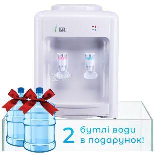 Ecotronic H2-TN White, desktop water cooler