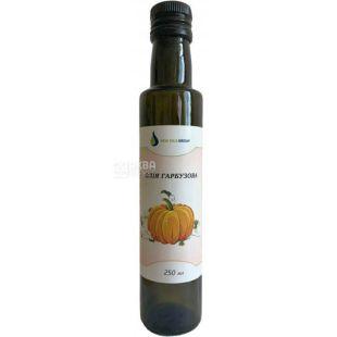 New Oils Group, 0,25 л, Олія з насіння гарбуза, скло