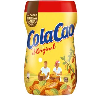 Cola Cao, 390 г, Какао растворимый