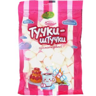 Forest fairy Tale, 200 g, Chewy marshmallow Clouds-stuff with vanilla flavor