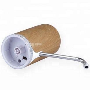ViO E5 light wood, Помпа для води електрична USB, світле дерево