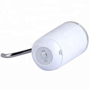 ViO E5 white, Помпа електрична для води, ЮСБ зарядка, біла