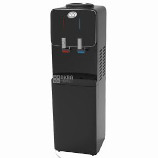 ViO X12-FE Black, Electronic water cooler, floor