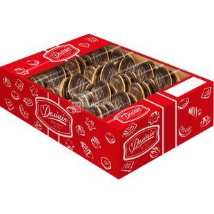 Delicia, 1 кг, Печиво здобне з вишневим смаком