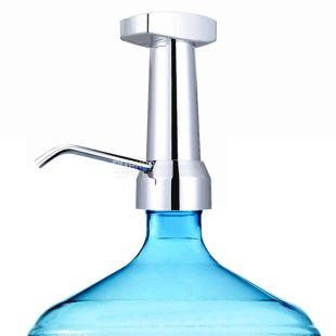 ViO E6 silver, Помпа для води електрична з захистом для дiтей, срібна