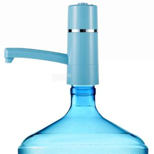 ViO E4 blue, USB Помпа для воды электрическая, голубая