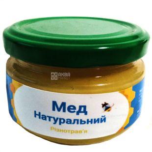 Natural honey, Forbs, 100 g