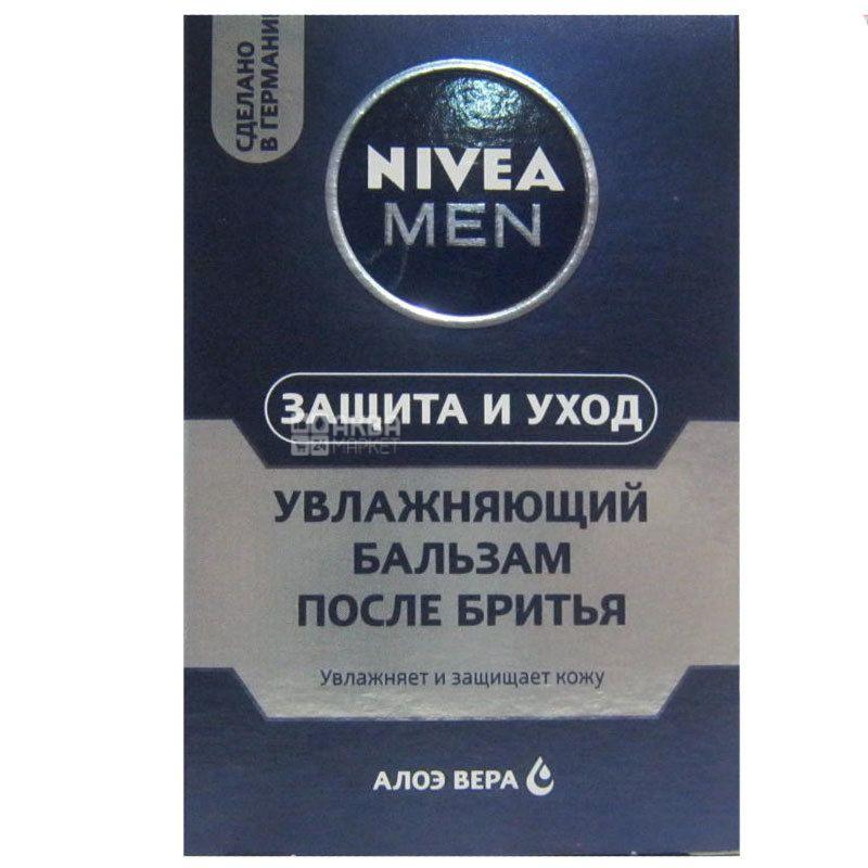 Nivea, 100 мл, Бальзам після гоління зволожуючий