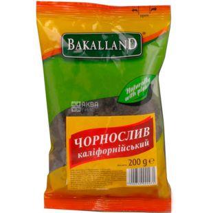 Bakalland, 200 г, Чернослив Бакалланд
