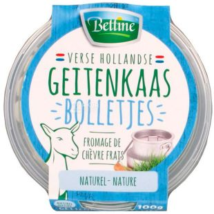 Bettine, 100 г, Сыр козий Беттине, 50%