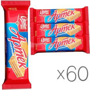 Svitoch, 80 g, Artek wafers, classic, 60 PCs. per pack