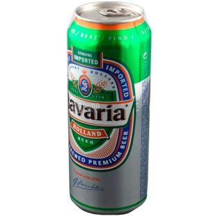 Bavaria Holland, Пиво светлое, 0,5 л
