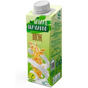 Идеаль Немолоко, 250 г, Напиток овсяный 2,5%
