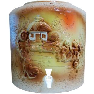 Dispenser ceramic for water the Lodge, the Molding