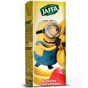 Jaffa, 0,2 л, Джаффа, Нектар Миньоны, Бананово-клубничный