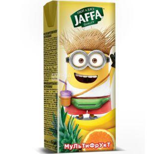 Jaffa, 0.2 L, Jaffa, Nectar Minions, Multifruit