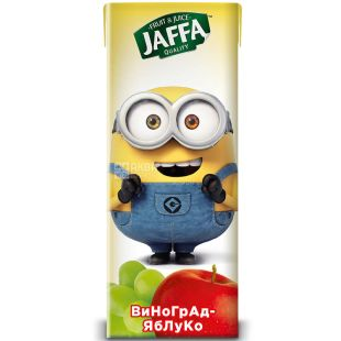 Jaffa, 0.2 L, Jaffa, Nectar Minions, Apple Grape