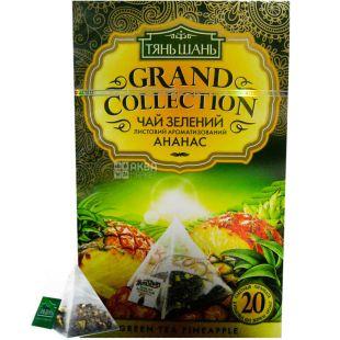 Тянь Шань, Pineapple, 20 пак., Чай с ананасом, зеленый