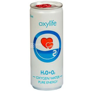 Oxylife, Still Water, 0.25 L