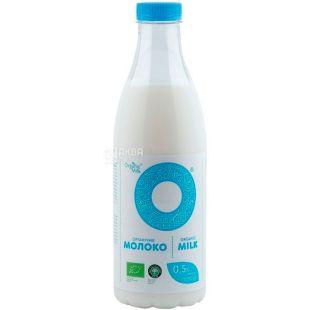 Organic Milk, 1 л, Органик Милк, Молоко нежирное, органическое
