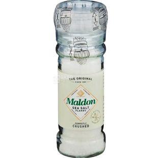 Maldon, 55 g, Maldon, Salt in the mill