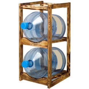 ViO, Подставка деревянная под 2 бутыли, WS-2, Зебрано