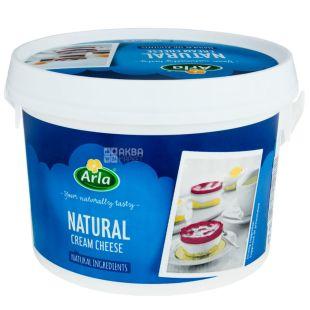Arla, Buko, 1,5 кг, Арла, Крем-сыр натуральный, 25%