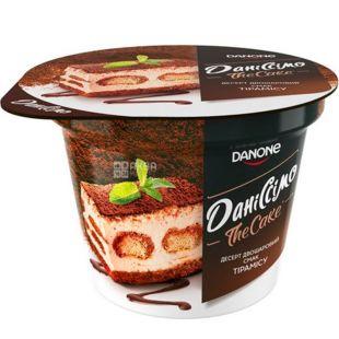 Danone, Даніссімо, 230 г, Данон, Десерт сирний Тірамісу, 6%
