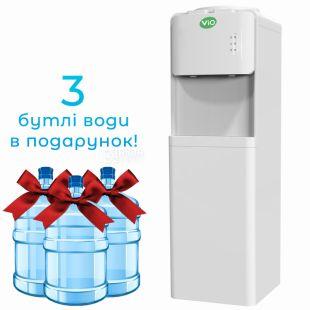 ViO Х531-FE White, Напольный кулер для воды, с электронным охлаждением, белый