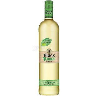 Black Tower Hedgerow Organic, Вино біле, напівсухе, 0,75 л