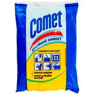 Comet, 350 г, Комет Лимон, Порошок чистящий, универсальный