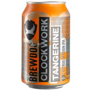 BrewDog, Clockwork Tangerine, Beer, 0.33 L