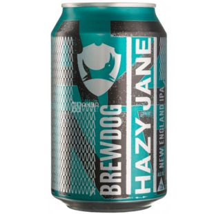 BrewDog, Hazy Jane, Craft beer, 0.33 L