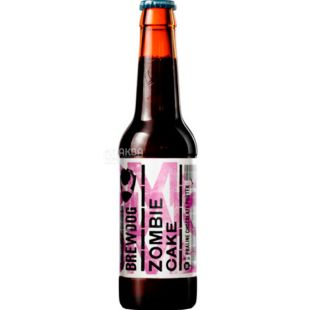 BrewDog, Zombie Cake, Beer, 0, 33 L
