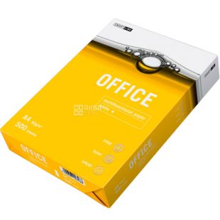 Smart Line Office, 500 листов, Смарт Лайн Бумага офисная белая, Класс С, 80г/м2