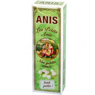 Anis de Flavigny, 18 г, Анис де Флавиньи, Драже