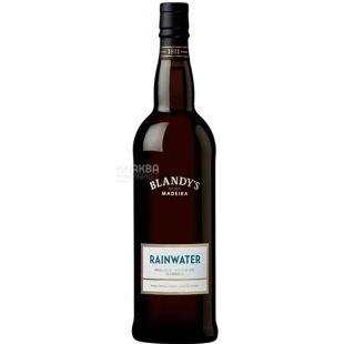 Blandy's Rainwater Medium Dry, Вино біле, напівсухе, кріплене, 0,75 л