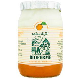 Bioferme, 150 g, Bioferm, Apricot Yogurt, Organic