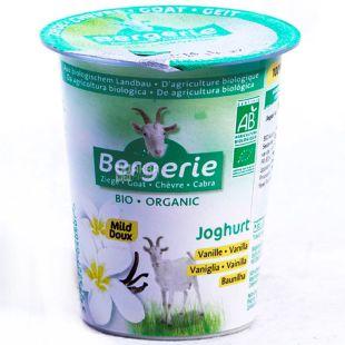 Bergerie, 125 g, Bergerie, Organic Goat's Vanilla Yogurt