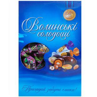 Волынские Сладости, Финик с грецким орехом в шоколаде, конфеты , 500 г