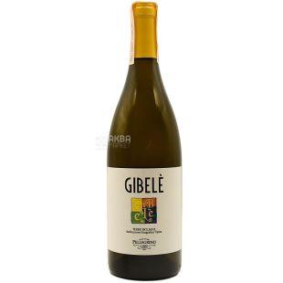 Gibele, Вино біле, напівсухе, 0,75 л