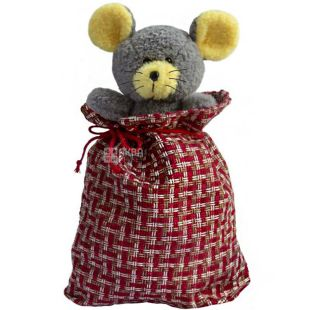 Roshen No. 15, 503 g, Roshen, New Year's gift, Mouse in a bag