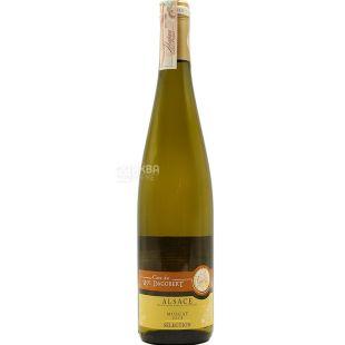 Roi Dagobert Muscat, Вино біле, сухе, 0,75л