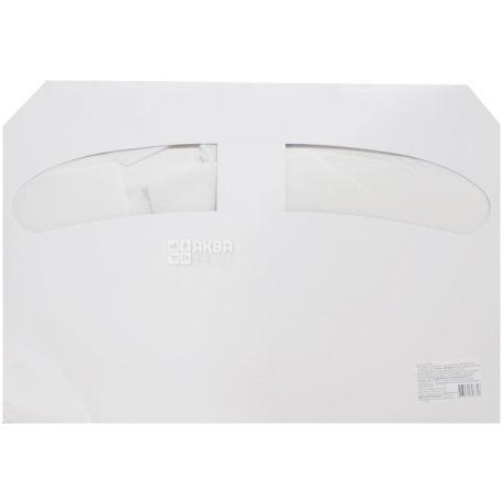 Pro Service, Disposable pads on the toilet 1/2 folding, 250 pcs.