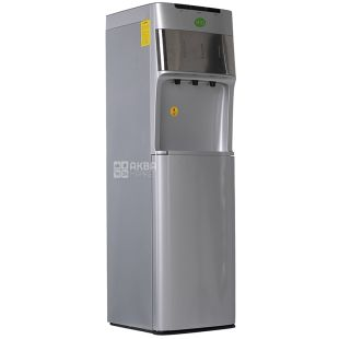 ViO X1185-FCB Silver, Floor-standing cooler with lower load, compressor type cooling