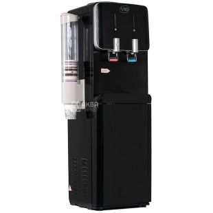 ViO X12-FC Black, Water cooler compressor, floor