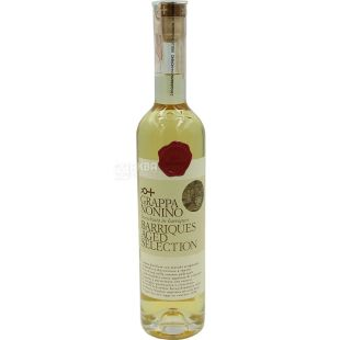 Nonino, Barriques Aged Selection, Граппа, 0,5 л