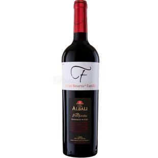 Felix Solis, Vina Albali Gran Reserva de Familia, Вино красное сухое, 0,75 л